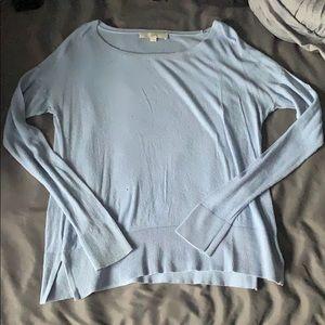 Powder Blue LOFT Sweater